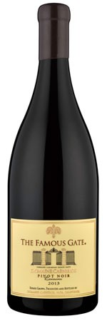 2013 The Famous Gate Pinot Noir Etched Jeroboam (3-Liter)