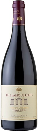 2015 The Famous Gate Pinot Noir