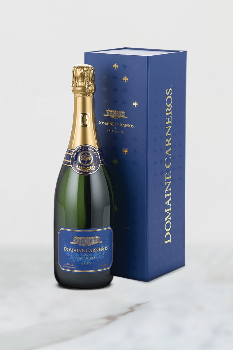 Estate Brut Cuvée with Gift Box