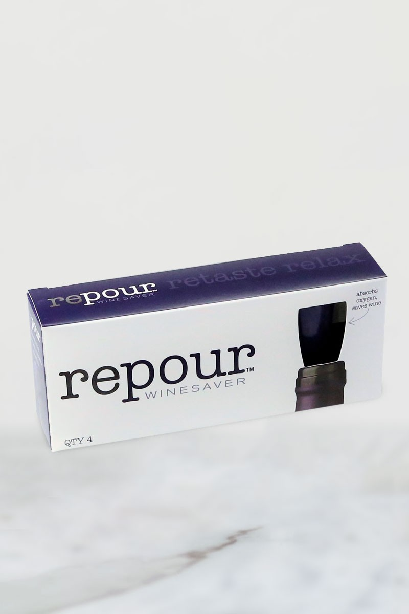 Repour Wine Saver 4-pack