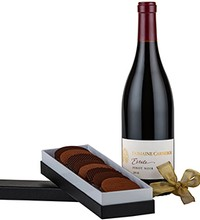 Estate Pinot and Éclat Chocolates