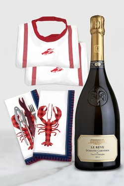 Le Rêve and Lobster from Home